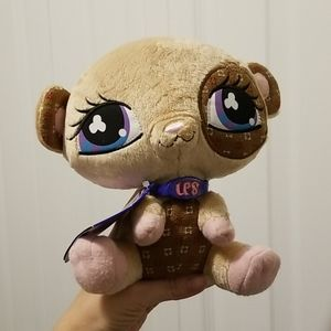 LPS VIP Hamster plush toy